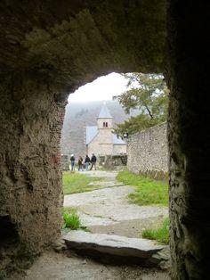 """""""Esch-sur-Sure Castle""""(Castello), Esch-sur-Sure, Luxembourg, Novembre"""