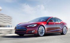 Actualización de software para el Tesla S introduce características de conducción autónoma