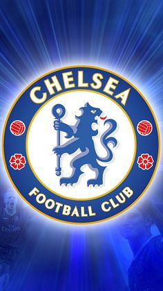 Sports iPhone 6 Plus Wallpapers - Chelsea FC Logo Football iPhone 6 Plus HD Wallpaper  #Football #Sports #iPhone #6 #Plus #Wallpaper