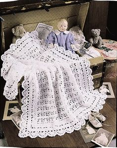 Best of Terry Kimbrough Baby Afghans - With names like 'Storytime,' 'Daisies for Baby,' and 'Welcome Home,' you know these sweet wraps are just right for a special infant. Terry Kimbrough's designs never skimp on charm, and this darling collection of 24 crocheted afghans is no exception.