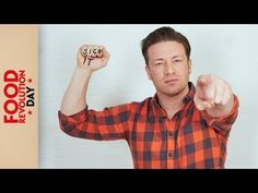 I'm a huge Jamie Oliver fan and truly believe kids need a better food education than they're currently getting. While this alone may not fix our food issues, I believe it's one step in the right direction.  Click the pin if you're interested in learning more about Jamie's petition on change.org.