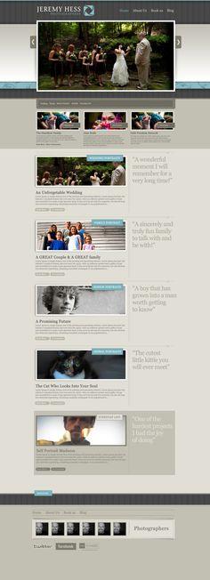Jeremy Hess Website
