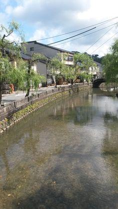 Kinosaky Onsen, la città delle terme