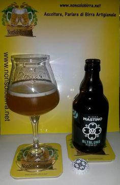 Altaluna, la Belgian Pale Ale di Birra Mastino