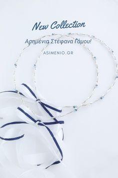Η μεγάλη ώρα πλησιάζει! Ασημένια Στέφανα Γάμου με κρύσταλλα Swarovki στις αποχρώσεις λευκού μπλέ! . Συνοδεύονται με 2 καρφίτσες πέτου, σε όμορφο κουτί στεφανοθήκη! . Δωρεάν Μεταφορικά σε όλη την Ελλάδα! . . #asimenio #asimenio_gr #wedding #gamos #stefana #stefanagamou #γαμος #στεφαναγαμου #στεφανα #μπλε #γαλάζιο #καλοκαιρι #ασημένια #love #blue #summer #thessaloniki #colors #κουμπαρα #κουμπαρος #γαμοι #ασημενιαστεφαναγαμου Wedding Crowns, Place Cards, Place Card Holders, Silver, Jewelry, Stock Wedding Crowns, Jewlery, Jewerly, Schmuck