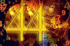 Numerologia El significado del numero 44 El cuarenta y cuatro es el último de los números maestros y junto con el treinta y tres, uno de los más potentes...
