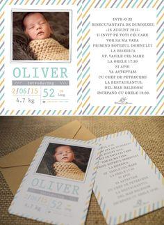 Invitatii de botez Daniela Sterea Cover, Frame, Books, Cards, Design, Picture Frame, Libros, Book