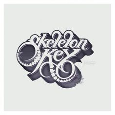 Typography Artworks by Martin Schmetzer   nenuno creative