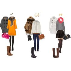 Riding boots outfits