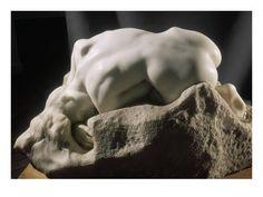 rodin sculpture La Danade Giclee Print by Auguste - sculpture Auguste Rodin, Art Sculpture, Abstract Sculpture, Metal Sculptures, Bronze Sculpture, Chef D Oeuvre, Oeuvre D'art, Rodin Drawing, Rodin The Thinker