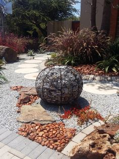 Textured crusher stones and pebbles Stones, Gardens, Texture, Creative, Outdoor Decor, Inspiration, Home Decor, Surface Finish, Biblical Inspiration