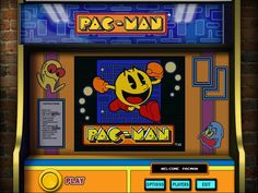 Pac-Man - Gaming Wonderland
