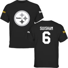 Official Pittsburgh Steelers T-Shirts, Steelers Tees, Shirts, Tank Tops Steelers T Shirts, Go Steelers, Pittsburgh Steelers, Design Your Own Shirt, Neck T Shirt, Dress To Impress, Steel Curtain, Crew Neck, Tank Tops