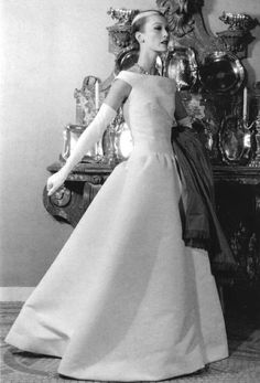 Designed by Cristobal Balenciaga in 1957, it did not have any differences compared with today's design!