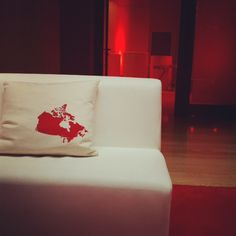 Every home should have one of these! Canada Eh, Love Seat, Couch, Pillows, Furniture, Design Ideas, Decorating, Home Decor, Bed Pillows
