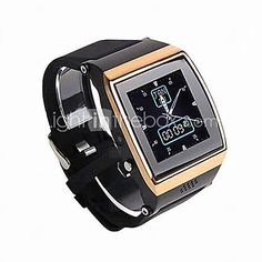 Winait WT50 1.55″ Android Smart Watch Cell Phone(CameraMP3MP4BluetoothSport)