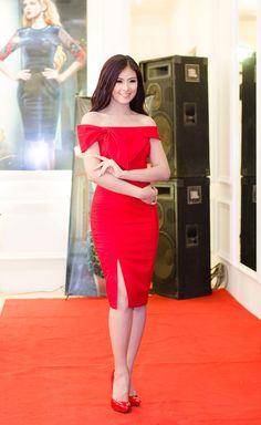 Đầm Nơ Hoa Hậu Ngọc Hân - THỜI TRANG - Sản Phẩm - Hanggiare88.com - Cùng Nhau Chia Sẻ - Giá Rẻ Mỗi Ngày
