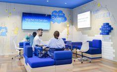 O2 Live flagship store by hartmannvonsiebenthal, Frankfurt – Germany » Retail Design Blog
