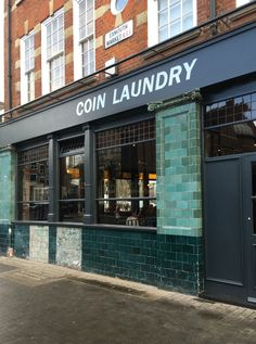 Check out our new neighbours Coin Laundry for some yummy retro style food and a quirky little downstairs bar with pinball machines and board games!