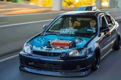 One clean civic