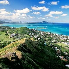 Hawaii, of course, everyone wants to go there!