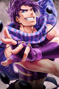 Jojo's Bizarre Adventure. -Joseph Joestar- The most funniest and player among Joestars, i identify as him. HE IS MY SPIRIT ANIMOL-