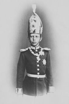 Prince Henry of Prussia, February 1873 [in Portraits of Royal Children Vol.17 1872-73] | Royal Collection Trust