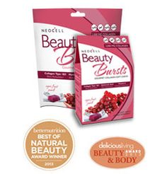Giveaway at Chat with Vera: NeoCell Skin, Hair, and Nails products: Beauty Bursts