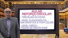 AULAS DE REFORÇO ESCOLAR  - TIRE SUAS DÚVIDAS