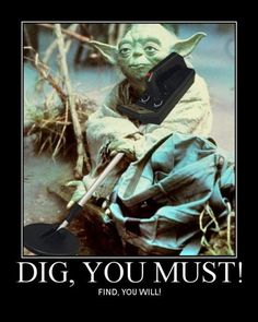 Metal Detecting Jokes at Metal Detector SA. Have a laugh. We metal detectorists are a funny bunch. Underwater Metal Detector, Metal Detecting Tips, Garrett Metal Detectors, Gold Prospecting, Native American Artifacts, Metalhead, How To Find Out, Jokes, Star Wars