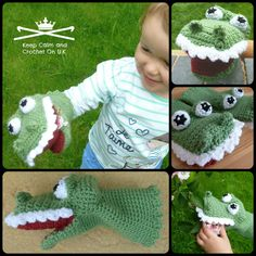 Help stimulate your child's imagination with an easy to work hand puppet. Designed simply so that even the littlest of hands can make the mouth move Mr Crocodile hand puppet is a fun extension of pretend play that any child can engage in. Let your child take the lead and you'll be amazed at where...