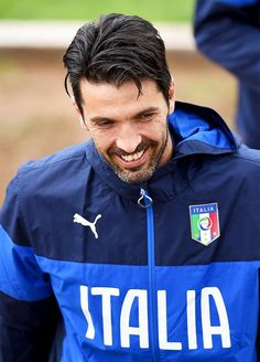Gianluigi Buffon. Roman God. Period.