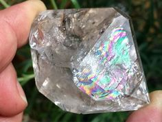 Large 40x54 mm Loose Natural NY Herkimer Diamond Quartz