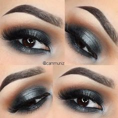 Cute Eye Makeup Looks for Brown Eyes picture 3