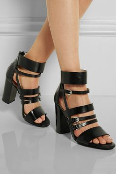 a10173d39 MICHAEL Michael Kors - Winston leather sandals