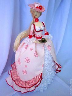 Купить Текстильная кукла.Тряпиенс.Мишель - тряпиенсы, корейские тряпиенсы, текстильная кукла, коллекционная кукла ♡