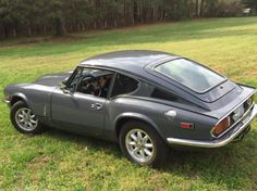 1973 Triumph GT6 MK III Maintenance of old vehicles: the material for new cogs/casters/gears/pads could be cast polyamide which I (Cast polyamide) can produce