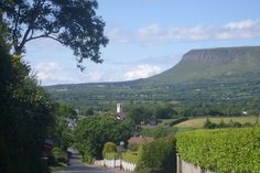 Countryside view of County Sligo, Ireland. Photo by Brian Herrity. From William Butler Yeats, Irish Patriot, by Carolyn Emerick. Read the full article at www.CarolynEmerick.com