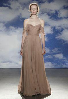 "favorite! absolutely stunning! Jenny Packham ""Monroe"" Spring 2015 Wedding Dresses   Fab Mood - Wedding Colours, Wedding Themes, Wedding colour palettes"