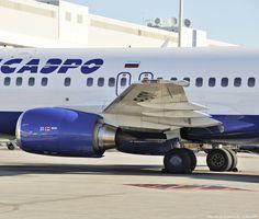 "EI-DDY Transaero Airlines Boeing 737-4Y0 - cn 24904 Athens International Airport ""Eleftherios Venizelos"" IATA: ATH – ICAO: LGAV SEP 2013"