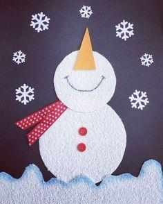 Weihnachtskarten Basteln Mit Kleinkindern.Die 21 Besten Bilder Von Weihnachtskarten Basteln Mit Kindern In