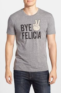 5 Crown 'Bye Felicia' Graphic T-Shirt available at #Nordstrom