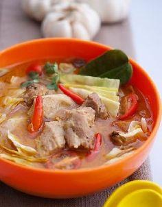 Indonesian Lamb Soup... yum!