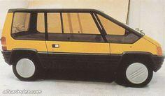 Matra P19 (Projet de Mini Renault Espace)