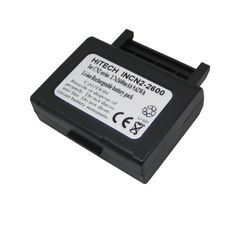 Hitech  203778001  074201003 Replacement Battery for Intermec CN2 Barcode Scanners LiIon 2300mAh * More info could be found at the affiliate link Amazon.com on image.