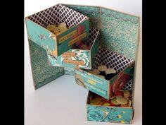 box to keep sewing feet ▶ Step Box Tutorial - YouTube