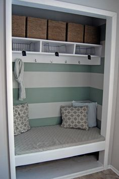 Even the tiniest closet can hold tons of stuff and still stay tidy. Organize your small closets with these tips from HGTV.com.