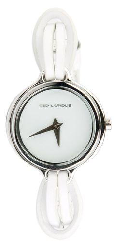 Ted Lapidus Men's Steel Watch                              …