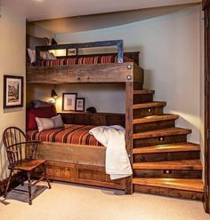 How to make Money in Woodworking at Home Idéias Para Mobília 🏠 Home Decor Bedroom, Woodworking At Home, Wooden Pallet Projects, Bed, Bedroom Diy, Small Bedroom, Cool Bunk Beds, Warm Bedroom, Bed Design