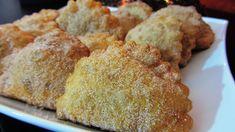 Uma deliciosa receita de Azevias de batata doce e amêndoas, uma presença obrigatória na sua mesa de Natal. Experimente!